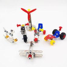 metal GUNDAM car,marvel legon city blocks magformers playmobil enlighten decool duplo castle forge world construction sluban Toy