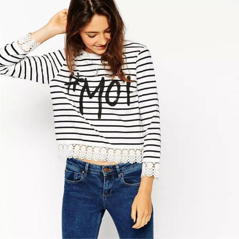 Buy Brand Designer Women Striped Long