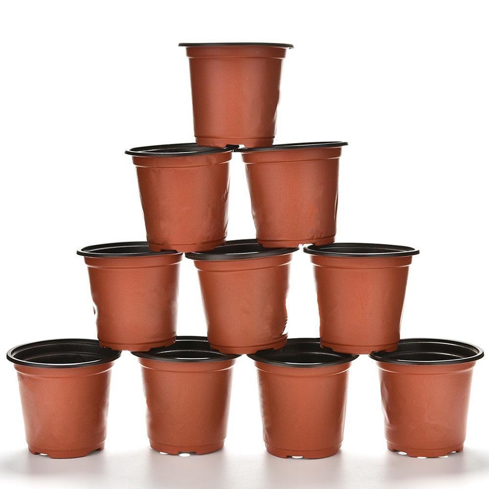 Mini macetas de terracota compra lotes baratos de mini - Macetas de terracota ...