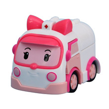 4 Stlye Poli Transformation Robot Car Toys South  Korea Thomas Best Gift  For Cute Lovely  Children  Kids New Arrival(China (Mainland))