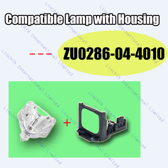 Compatible projector lamp with housing ZU0286-04-4010 for dv355 ; dv365<br><br>Aliexpress