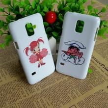 S5 mini 3D DIY case sublimation blanks case for samsung GALAXY S5 mini ,DHL free shipping 100pcs/lot