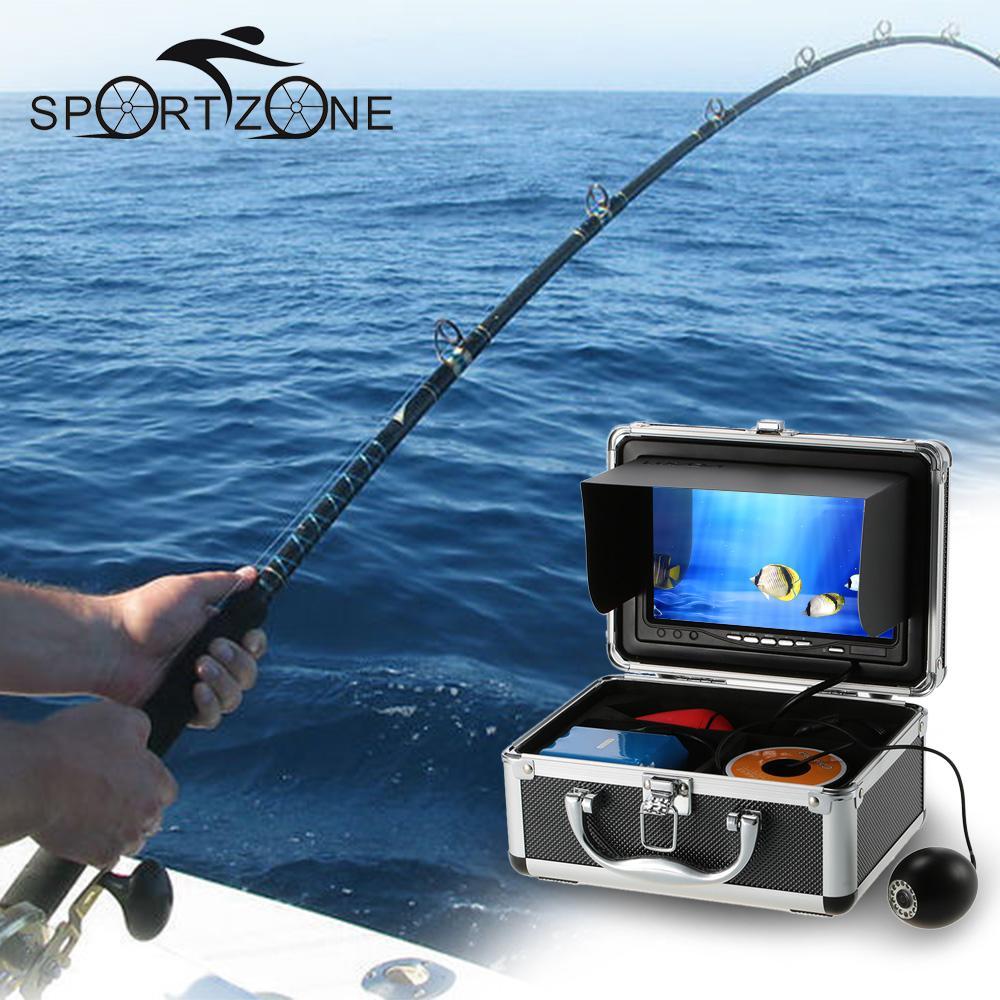лучшие эхолоты для рыбалки с камерой