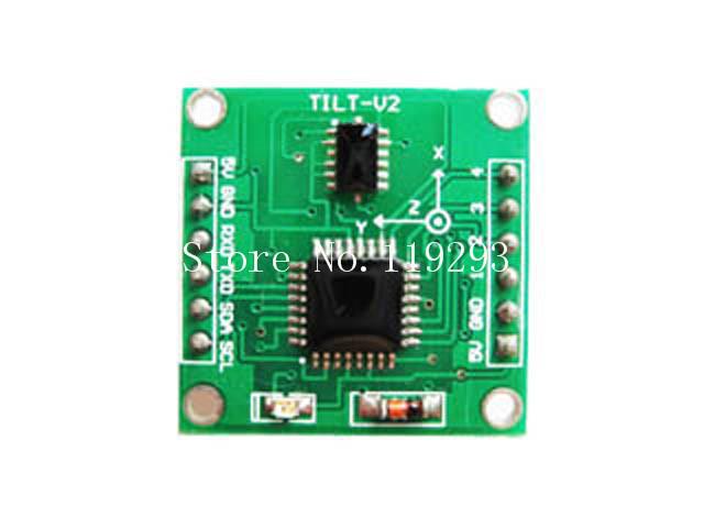 DIY Arduino Angle Finder / Tilt Sensor / Rotation Sensor