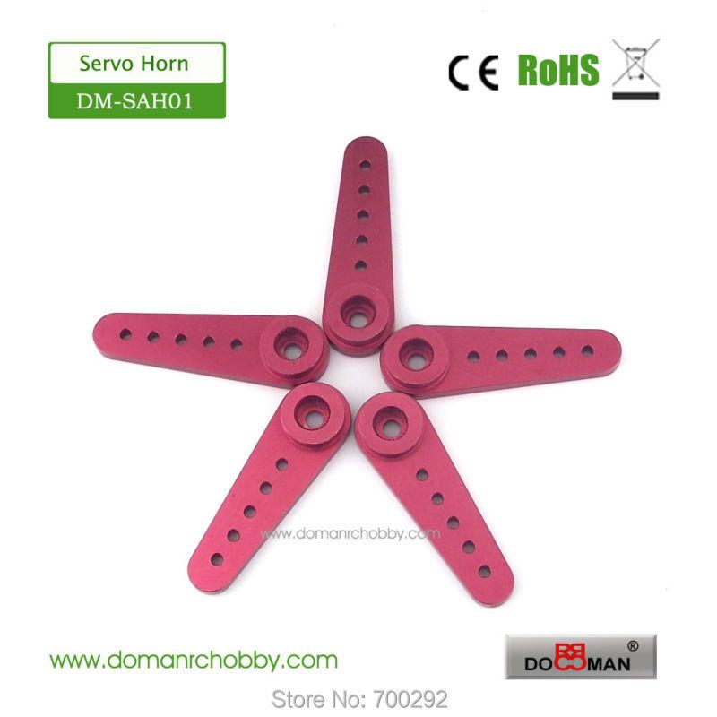 DOMAN rc heavy duty servo used Single sided Aluminum alloy 25T servo horns arms(China (Mainland))