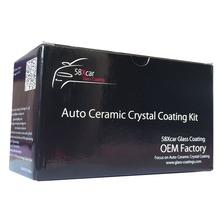 wholesale car coating ceramic glass coating liquid glass coating for car New arrival car waxing wheel polish(Hong Kong)