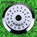 KELUSHI New CT 20 CT 30 Optical Fiber Cutter Cleaver Blade Cut Cutting Splicer Machine Wheel