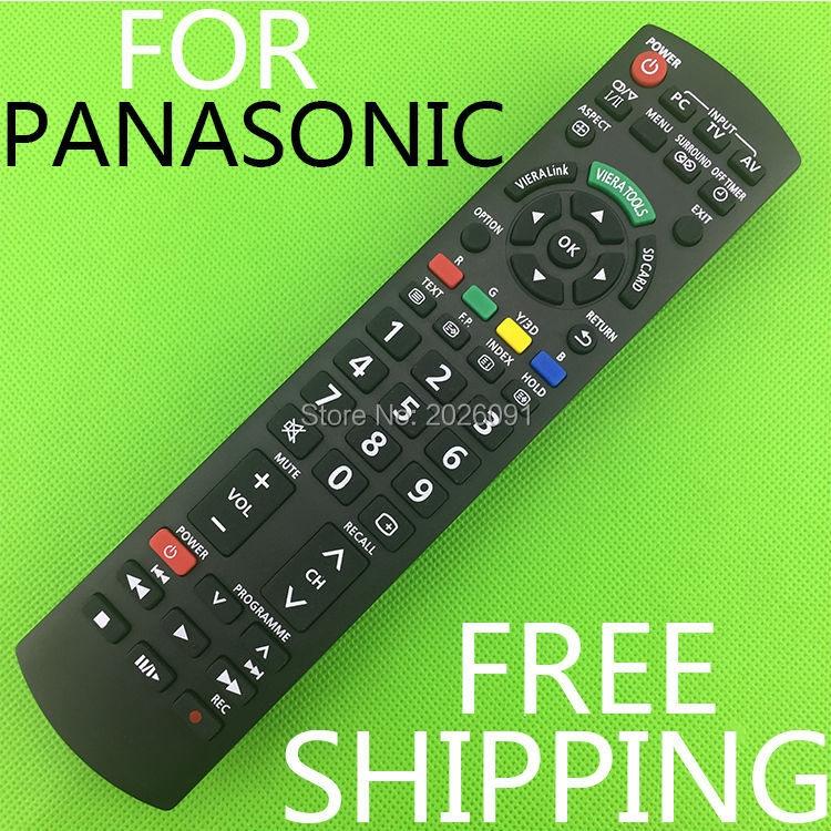 universal remote control suitable for panasonic tv N2QAYB000572 N2QAYB000487 EUR7628030 EUR7628010 N2QAYB000352 N2QAYB000753(China (Mainland))