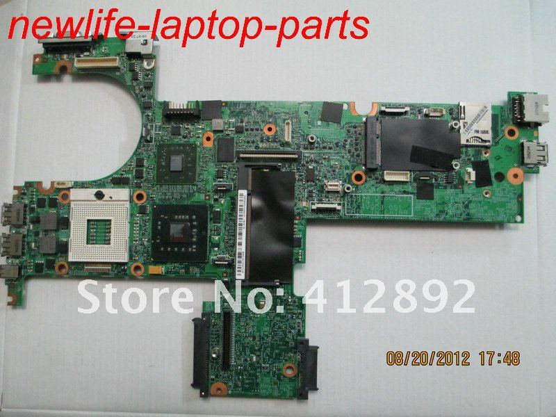Фотография original for HP 6930P motherboard 486299-001 48.4V903.051 07219-5 DDR2 maiboard 100% test  fast ship