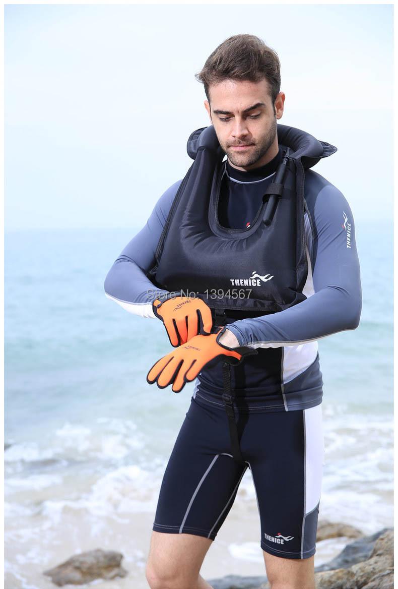 New Scuba Diving Equipment Skid Beach Hand Wear Diving ...