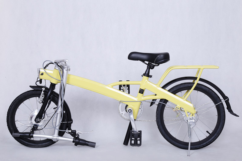 TDR12Z Folding electric bicycle folding electric bike 250w motor aluminum frame portable smart lithium battery e
