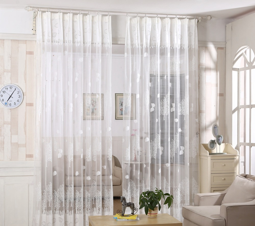 2016 Fashion Sheers Tulle Window Curtains Quality Curtains Tulle Sheer Curtai