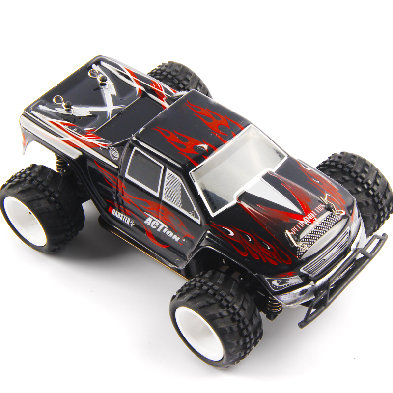 1:28 2.4Ghz Radio Remote Control Off-Road RC Car Vehicle Model Trucks WLtoys(China (Mainland))