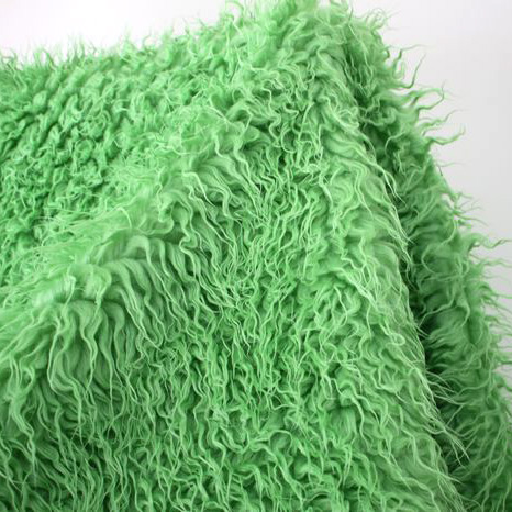 Sold by the yard, free shipping  beach wool plush fur coat carpet background cloth