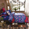 Mother's Day gift high-end Bedding comforter blankets duvet quilt summer air-condition quilts home textile print Free Shipping