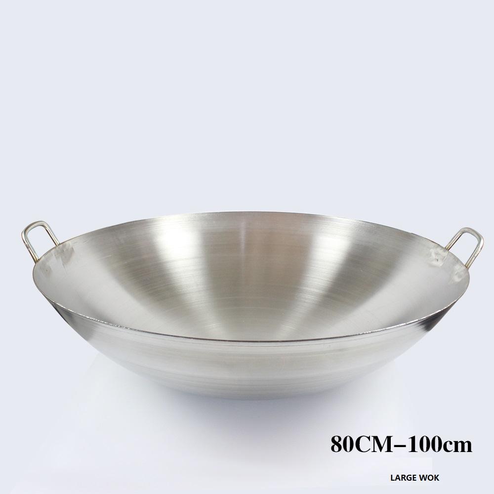 Воки (глубокие сковороды) из Китая