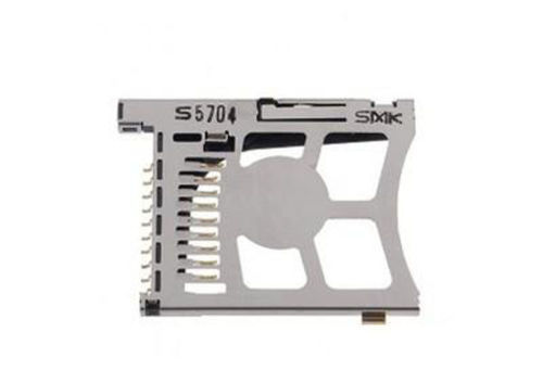 Repair Parts Replacement Memory Stick Duo card Slot for PSP 1000/2000/3000 Free shipping(China (Mainland))
