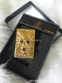 1pc Luxury usb cigarette lighter new arrival metal windproof flameless e lighter usb lighter