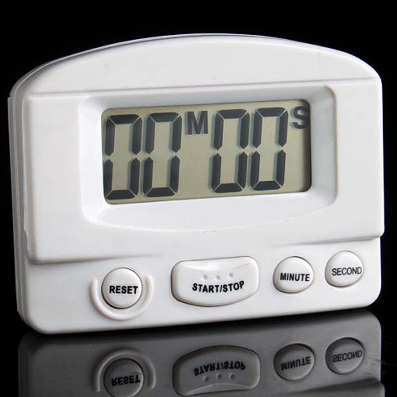 Digital Kitchen Cooking Count Down Up Timer Alarm Clock(China (Mainland))