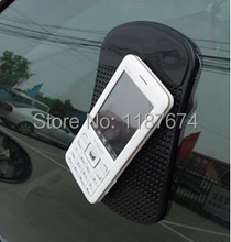 1PCS automobile anti-skid pad Mobile phone car mat car accessories+FREE SHIPPING(China (Mainland))