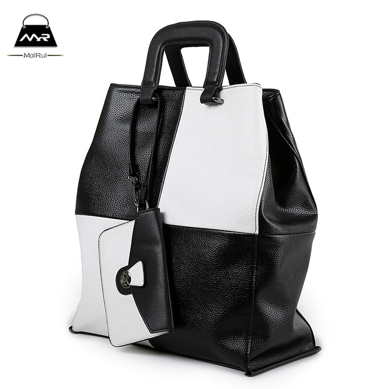 Extra Large Bags Spring Summer Handbags Black And White ...