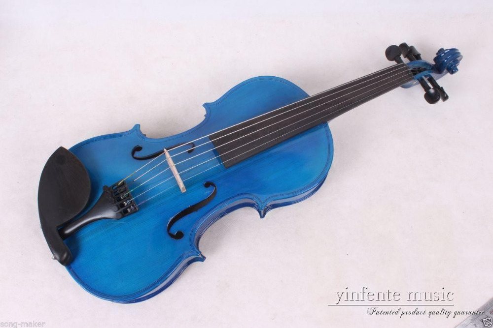 New Acoustic Violin 4/4 Full Size Maple Spruce wood Advance #012<br><br>Aliexpress