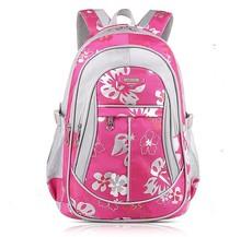 Бабочка дизайн девочки школа сумки ортопедические рюкзак двойной наплечная сумка школа рюкзаки малыш мешок