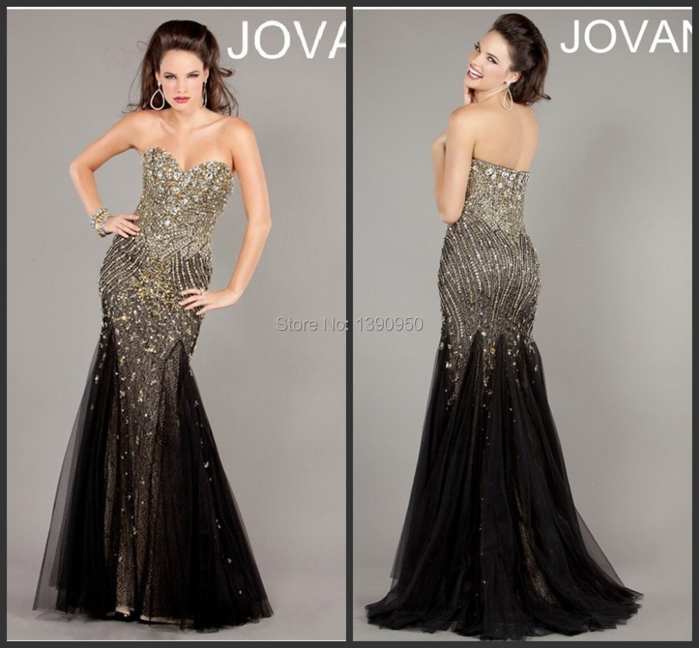 Gold Glitter Prom Dress - Gown And Dress Gallery