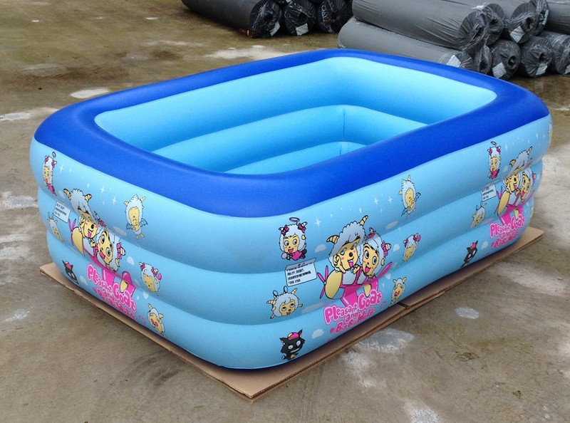 price inflatable family pools