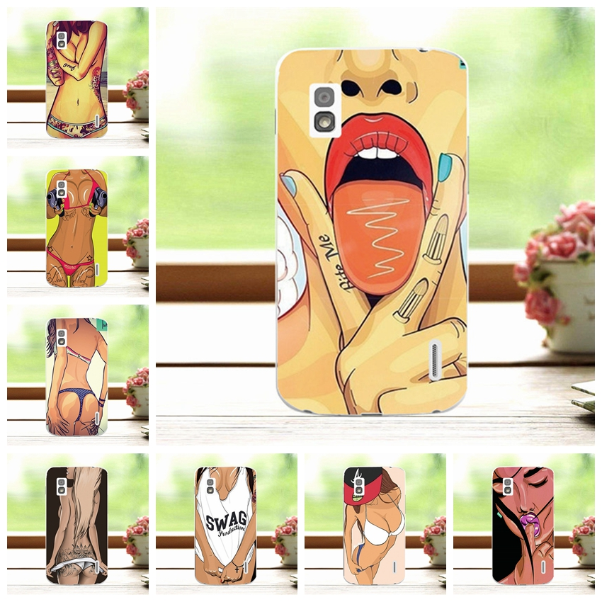 New Fashion Phone Case Hard Plastic Cool Cover For LG Google NEXUS 4 E960 Case Cover For LG NEXUS 4 Back Cover+ Free Pen(China (Mainland))
