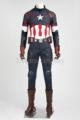 2016 Adult Superhero Costume New Marvel The Avengers Age of Ultron Captain America Cosplay Costume Steve