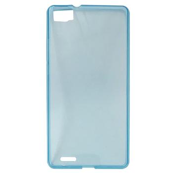 Etui Cubot X16 X17 sylikonowy case | niebieski, szary, biały