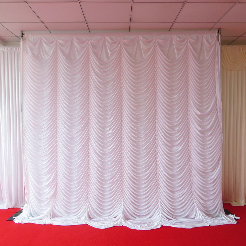 wedding backdrop curtain 10ft 10ft 3mh 3mw from reliable backdrop