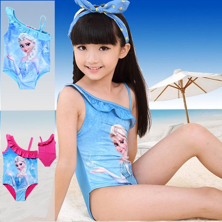 Free Shipping New 2015 Children Swimsuit Hot Sales Kids Swimwear Baby Swimsuit Bikini Bathing Set Monster Swim Suit Swiwear(China (Mainland))