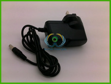 DPA-50 black 5.5x2.1mm UK plug 3V 1A ac to dc converter charger 100pcs/lot DHL Free Shipping(China (Mainland))