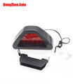 1X 12 LED Red Strobe Safety Flash Lamp Auto Taillight Car Stop Brake Light Rear Fog