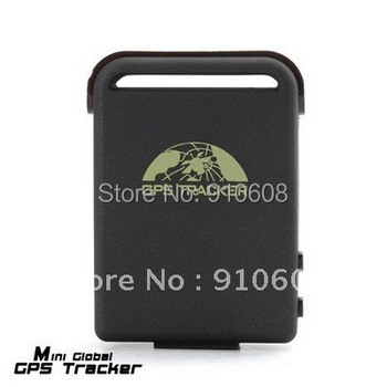 GPS Tracker TK102B with Hard Wired Car Charger  GSM/GPRS Personal GPS Tracking System