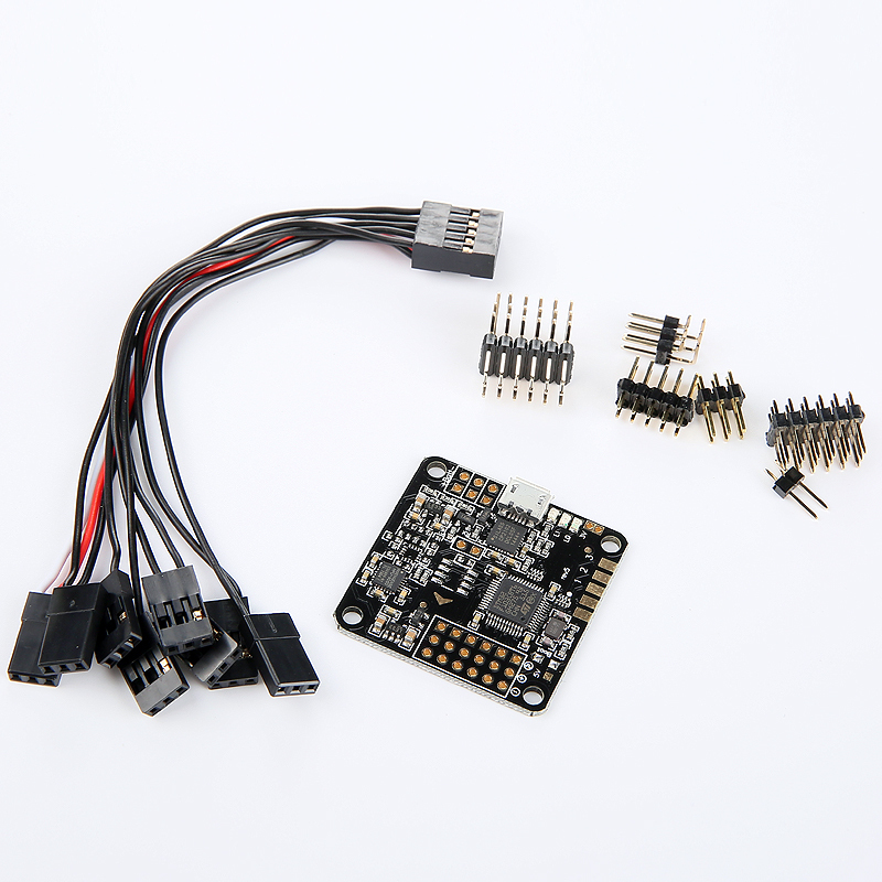 Naze 32 Flip32+ Rev 5 Naze32 ACRO 6DOF / PRO 10DOF Black Flight Controller board with brano and compass(China (Mainland))