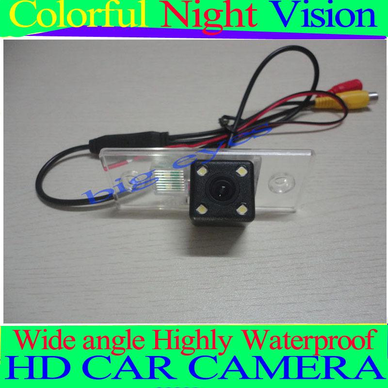 HD CCD Car Rear View Reverse backup Camera for CAYENNE VW Volkswagen SKODA FABIA/SANTANA/POLO(3C)/TIGUAN/TOUAREG/PASSAT(China (Mainland))