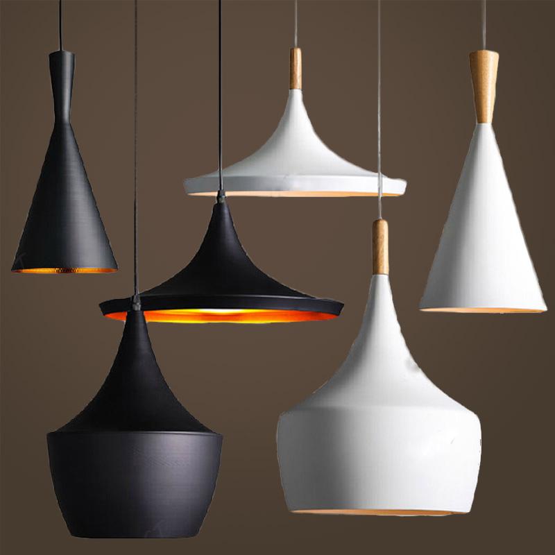 Modern Simple Aluminium Fashion Novelty Pendant Lamp Design Children Bedroom Restaurant Decration copper shade Pendant Light(China (Mainland))