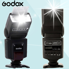 Buy Godox TT520 Flash ThinkLite Electronic On-camera Speedlite Photo Studio Flash Light Canon Nikon Olympus Pentax DSLR Camera Technology Co, Ltd Wholesale Store) for $38.60 in AliExpress store