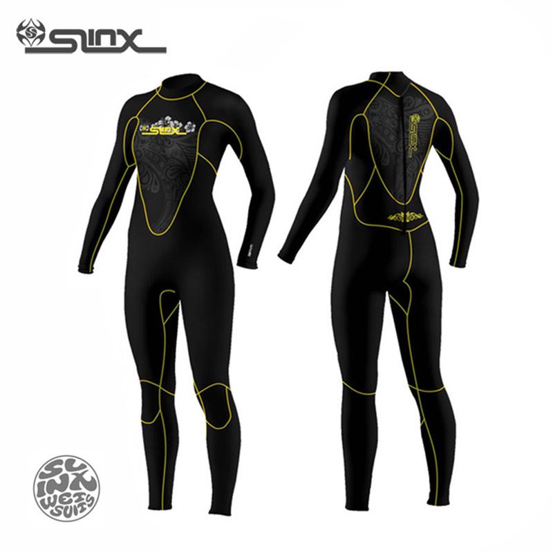 SLINX DISCOVER 1107 5mm Neoprene Neoprene Swimming,Surfing Wet Suit Swimsuit Equipment Jumpsuit Full Bodysuit(China (Mainland))