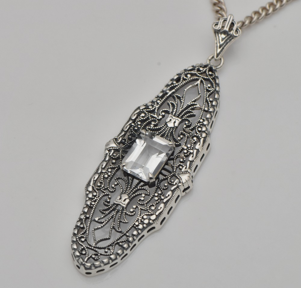 Handmade Pendant Jewelry Handmade Silver Jewelry