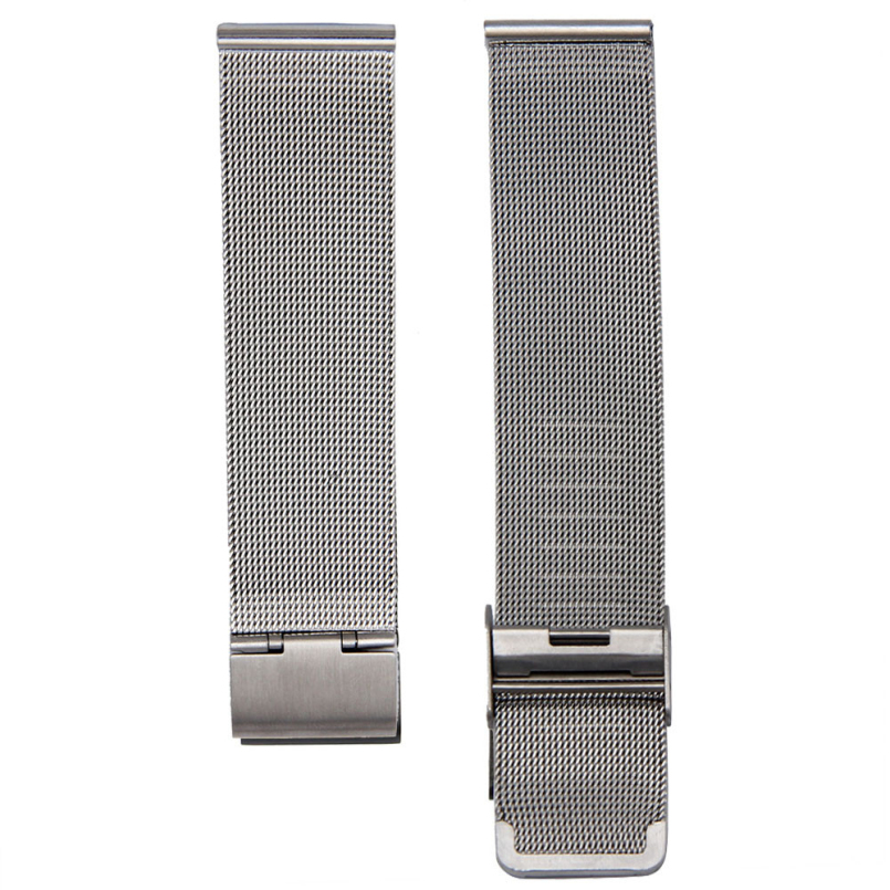 Excellent Quality 24 mm Watchbands Mesh Bracelets Watche Strap Perfect Handicraft Band Stainless Steel Band Strap(China (Mainland))