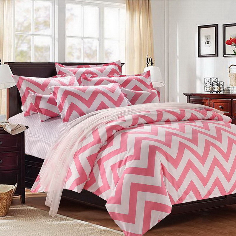 sale 3 4 pcs ecological brushed bedding set full queen king size