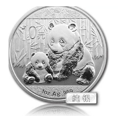 Pure Silver Coins Years 2012 Year Panda Pure Silver