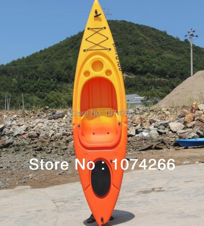 Sales promotion,The new single canoeing,fishing kayak & single sit in kayak fishing, kayak & single sit onkayak ,(China (Mainland))