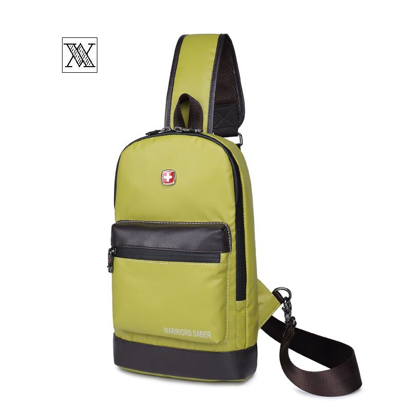 The new Swiss gear wenger backpack men single shoulder bag men bag purses male han edition of canvas bag leisure package T-01(China (Mainland))