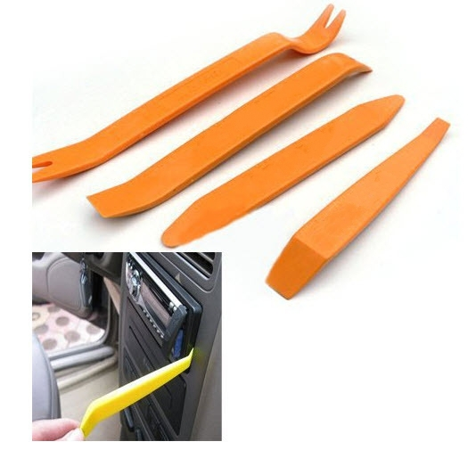 Car Radio Door Clip Panel Trim Dash Audio Removal Pry Tool Kit Doo Installer - Anne's lou store