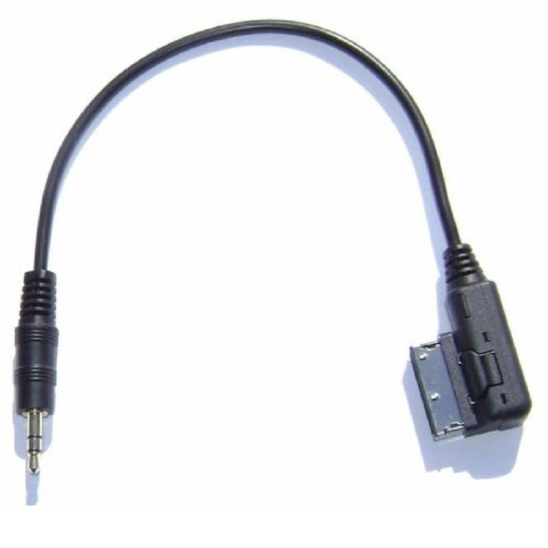 Tabiger Portable Music Interface Ami Mmi Aux Adapter Cable: Vw Aux Adapter Promotion-Shop For Promotional Vw Aux